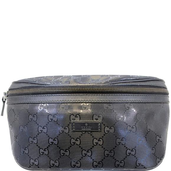 3bd9aed2b60b Gucci Bags   Gg Imprime Monogram Waist Bum Bag   Poshmark